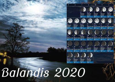 Balandis 2020