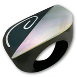 Žiedas kriauklė