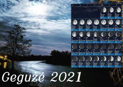 Gegužė 2021