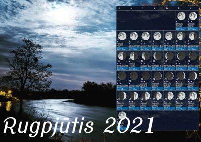 Rugpjūtis 2021