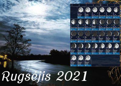 Rugsėjis 2021